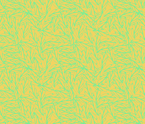 tropical_dreams5-01 fabric by sofiedesigns on Spoonflower - custom fabric