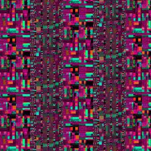Licorice allsorts in stripes by Su_G