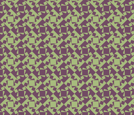 checkewed_-_juicy grape fabric by glimmericks on Spoonflower - custom fabric