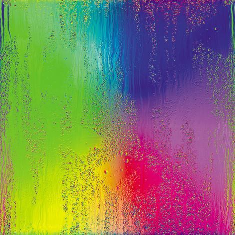 Rainbow Rain 7 fabric by animotaxis on Spoonflower - custom fabric