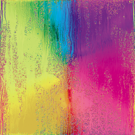 Rainbow Rain 10 fabric by animotaxis on Spoonflower - custom fabric