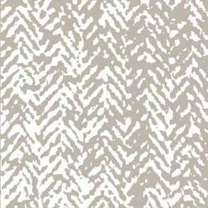 Herringbone - Linen
