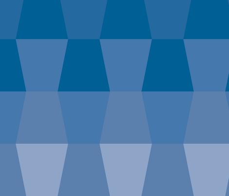 Tumblers - Blueberries fabric by owlandchickadee on Spoonflower - custom fabric