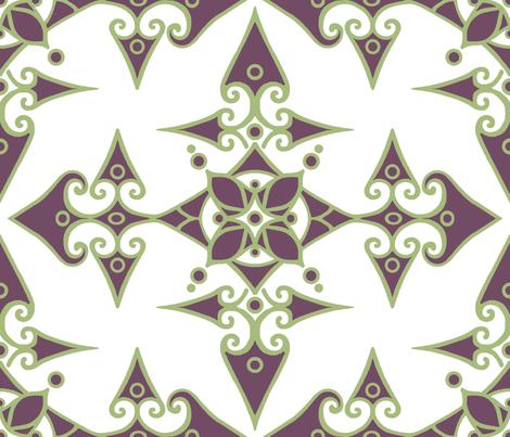 Magic Geometry fabric by adranre on Spoonflower - custom fabric
