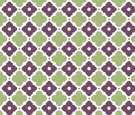 Piles of circles fabric by valeriane on Spoonflower - custom fabric