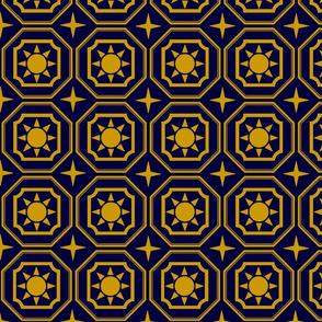 Eliz_star_gold_on_blue