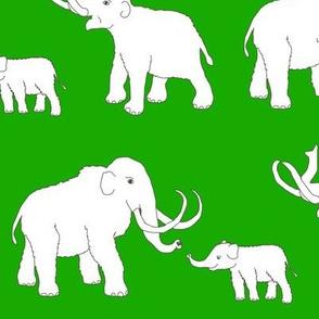mammoths_green