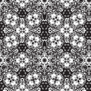 tessellation-BW