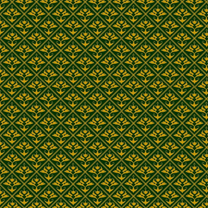 Tudor_diamond_gold_on_green
