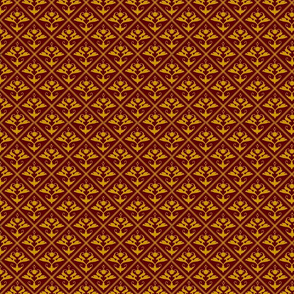 Tudor_diamond_gold_on_red