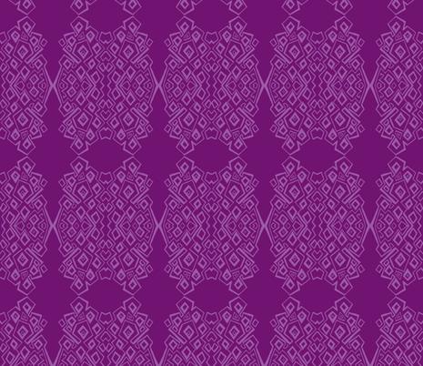 zip-purples fabric by kcs on Spoonflower - custom fabric