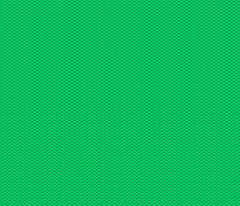 Building bricks green fabric by spacefem on Spoonflower - custom fabric