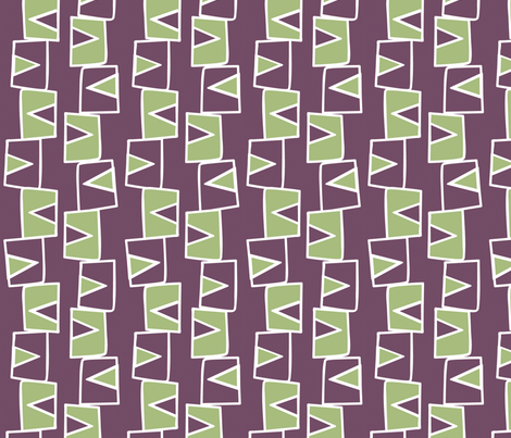 banners fabric by lola_designs on Spoonflower - custom fabric