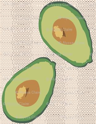 You say avocado, I say avocado.