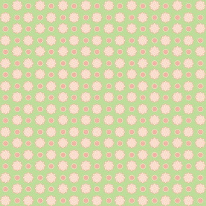 Sweet Shop Flower Dots