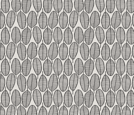 JANI_BLACK fabric by glorydaze on Spoonflower - custom fabric