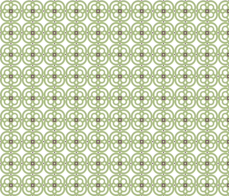 lattice 060512 by GiGi MiGi fabric by gigi_migi on Spoonflower - custom fabric