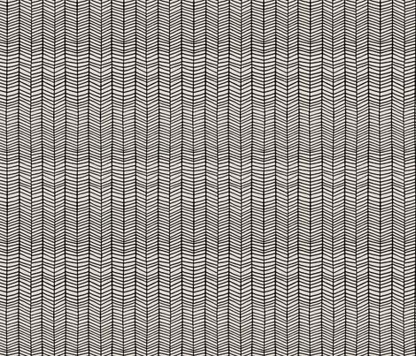 JAGGER_BLACK fabric by glorydaze on Spoonflower - custom fabric