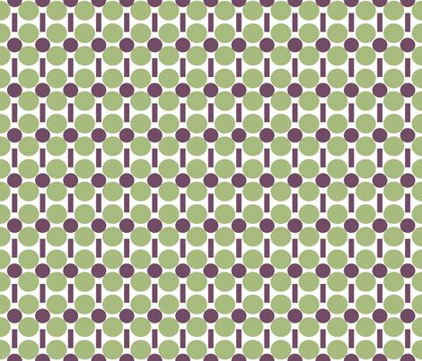 dotsy_stripes fabric by riztyd on Spoonflower - custom fabric