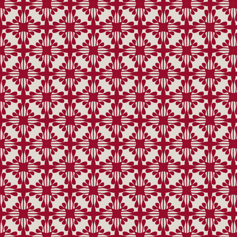 STELLA_MULBERRY fabric by glorydaze on Spoonflower - custom fabric