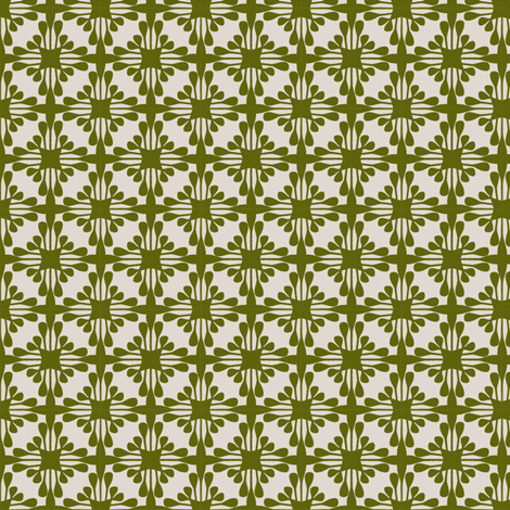STELLA_OLIVE fabric by glorydaze on Spoonflower - custom fabric