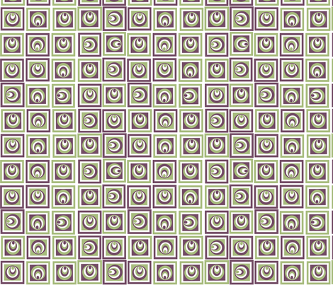 deco domino 2 fabric by kociara on Spoonflower - custom fabric