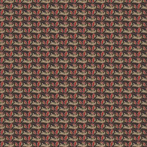 MayFlower ©LLausen fabric by woolyredrug on Spoonflower - custom fabric