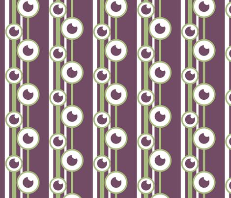 Eyes fabric by nemethwild on Spoonflower - custom fabric