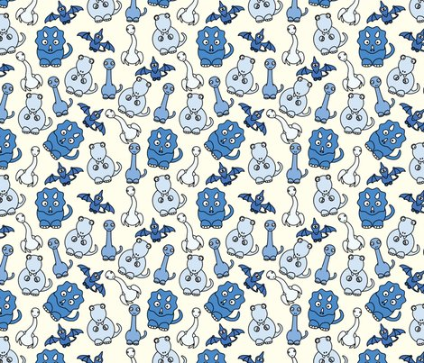 1219446_rrextinct_animals_-_dinos_-__blue_colorway_copy1_shop_preview