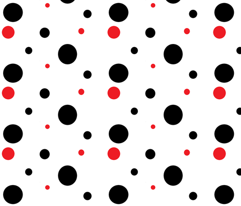 dots fabric by twoboos on Spoonflower - custom fabric