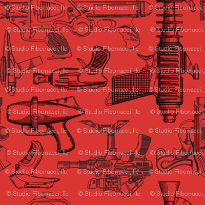 Ray Gun Revival (Red)