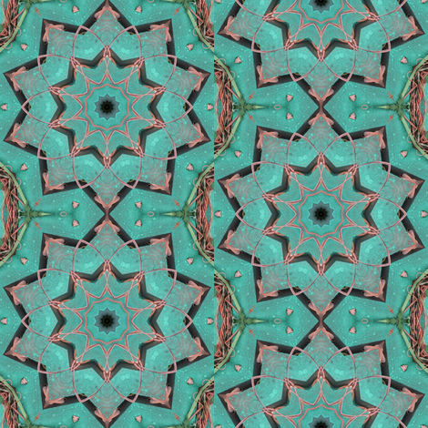 Shaman's Gift fabric by dovetail_designs on Spoonflower - custom fabric