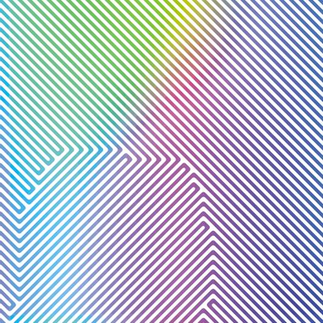Rainbow Enigma 9 fabric by animotaxis on Spoonflower - custom fabric