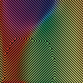 Rainbow Enigma 10