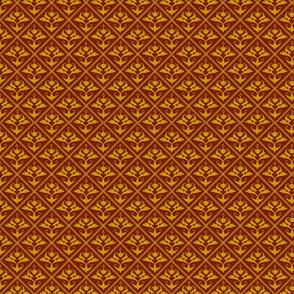 Tudor_diamond_gold_on_terracotta