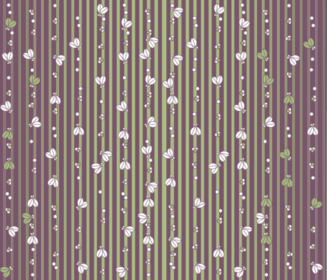 Moths fabric by pinky_nika on Spoonflower - custom fabric