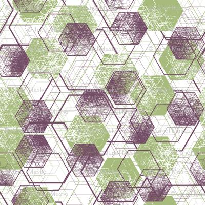 a million hexagons