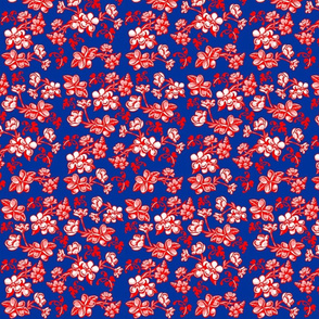 Floral_fabric_rednblue