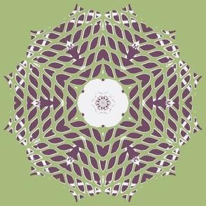Matrix Lace 6 Flower Flakes