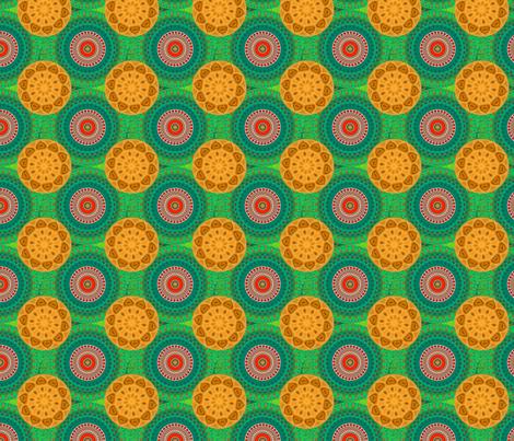 tomato_and_squash fabric by elarnia on Spoonflower - custom fabric