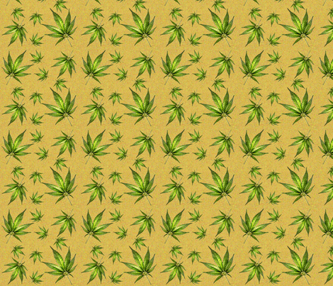 Golden Humboldt  Encore fabric by rima on Spoonflower - custom fabric