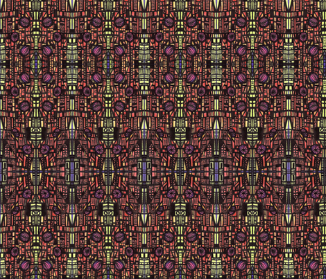 futurescape fabric by kcs on Spoonflower - custom fabric