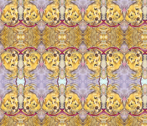 shake it off! fabric by cfishdesign on Spoonflower - custom fabric