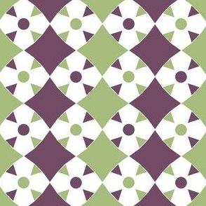 Geometric stripe