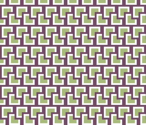 Double_square fabric by kikit on Spoonflower - custom fabric