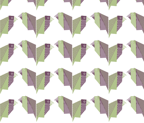 Parrots fabric by kanikamathur on Spoonflower - custom fabric