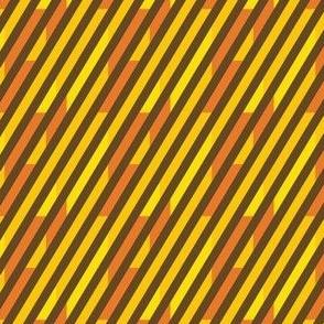 Brown Geo Lines