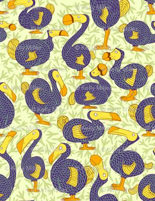 Dodo Bird Pattern