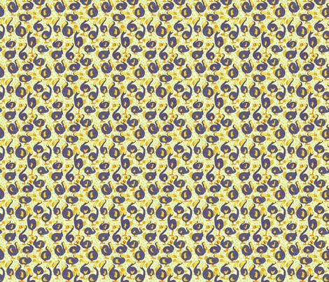 Dodo Bird Pattern fabric by kelly_leigh on Spoonflower - custom fabric