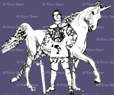 Knight's Unicorn
